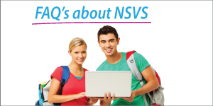 NSVS General Information Button